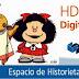 Mafalda y Abuela Grillo en las Escuelas