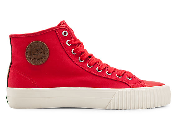 PF Flyers Sneakers Center Hi red