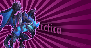 Arctica - Pahlawan Legenda - Castle Clash