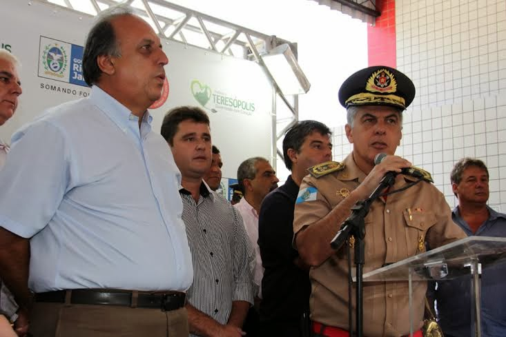 Cte. Geral do Corpo de Bombeiros, Cel. Sérgio Simões, destaca a agilidade no atendimento a partir da instalação da unidade