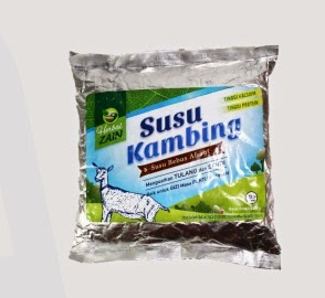 Susu Kambing Herbal Zain
