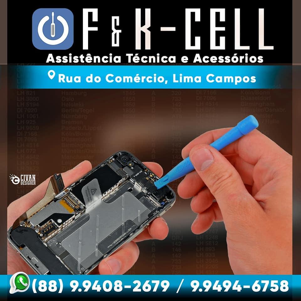F&K - CELL - ASSISTÊNCIA TÉCNICA E ACESSÓRIOS