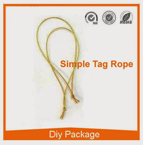Simple Tag Rope for All Kinds Clothes Supplier