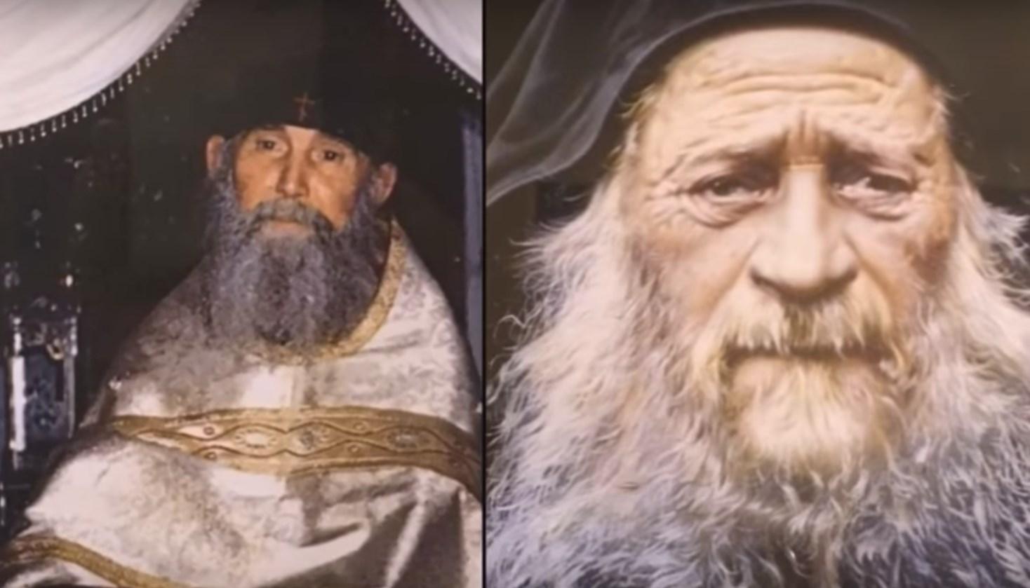 Ομιλίες Αγίου Γέροντος Εφραίμ Αριζόνας