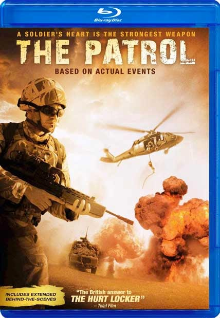 The Patrol (2013) 720p BluRay 700mb YIFY MP4