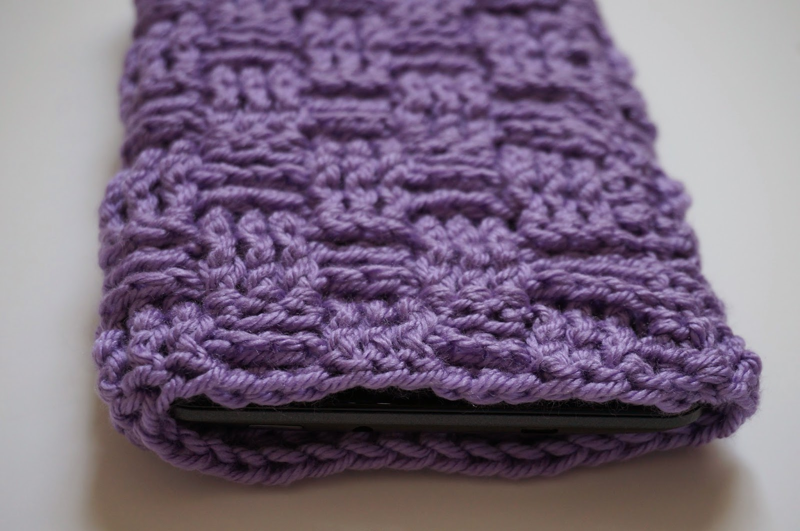 How To Make A Basket Weave Crochet Stitch : Basket weave crochet stitch