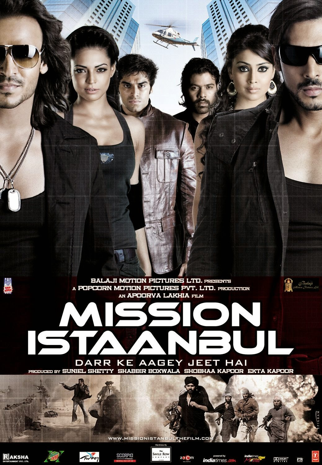 Download Mission Istaanbul (2008) DVDRip