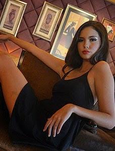 Wanita Blasteran Batak-Australia Jawara Kontes Supermodel