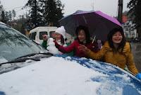 snow Vietnam