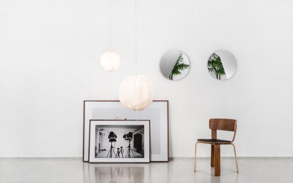 Let elegant loftslampe til spisebordet, soveværelset eller stuen