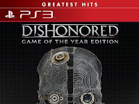 Game Ps3 - Dishonored GOTY
