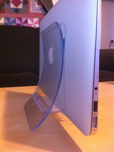 Macbook Air Desktop Stand