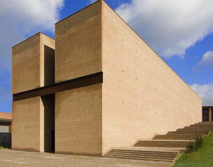 The Ugliest Churches in the World: Perugia San Giovanni Apostolo