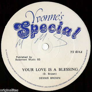 Dennis Brown - Your Love Is A Blessing