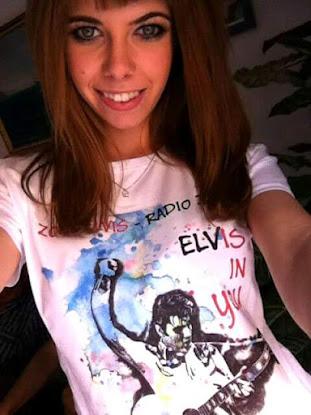 Camisetas Elvis Radio 24h - Zona Elvis