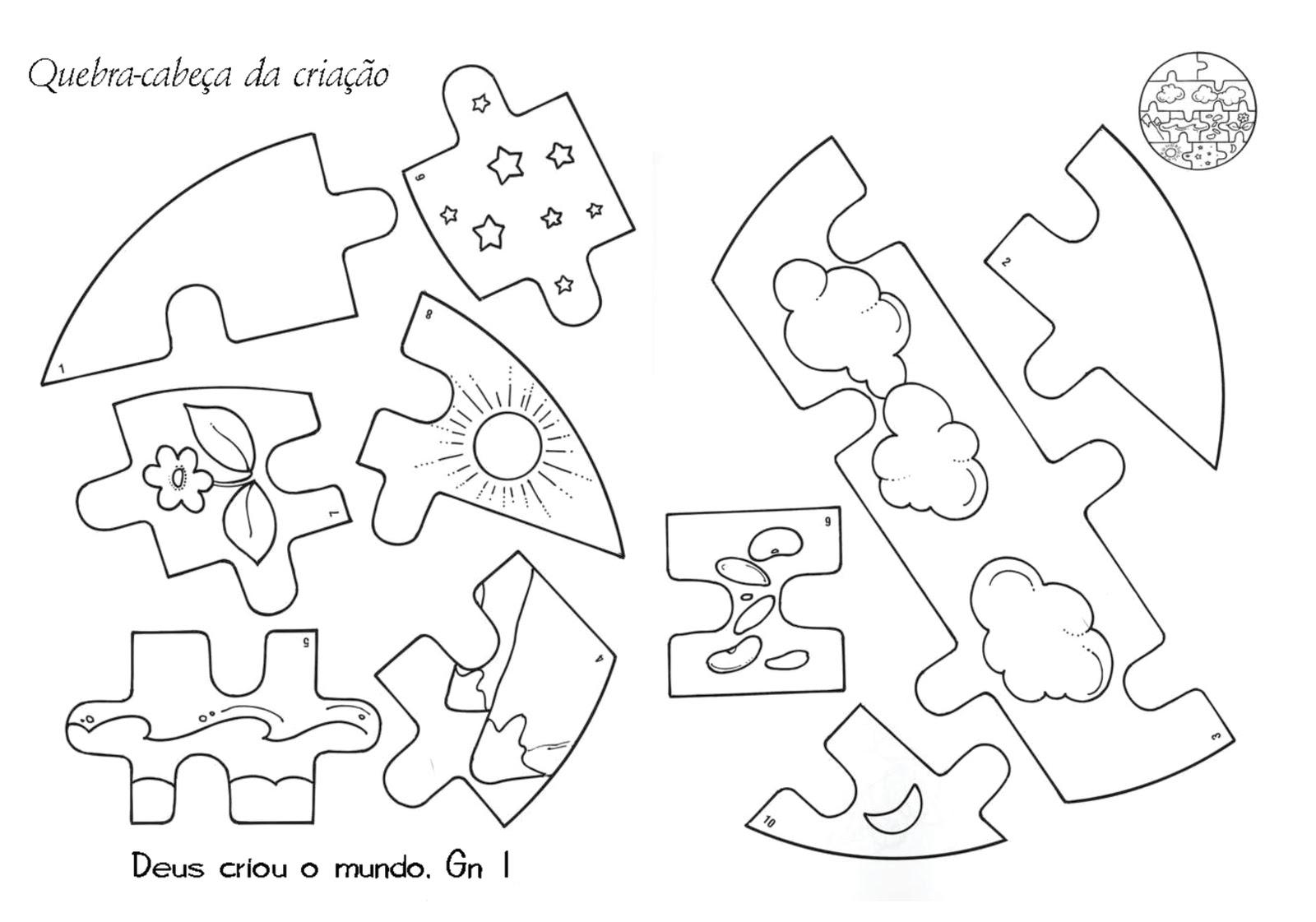 Desenho como desenhar Quebra cabeça turma da monica mickey e outros para recortar pintar e colorir
