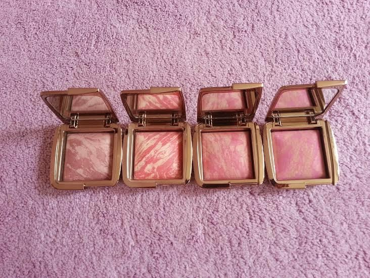 hourglass ambient lighting powder blushes