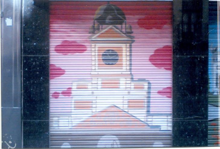 puerta del sol reloj