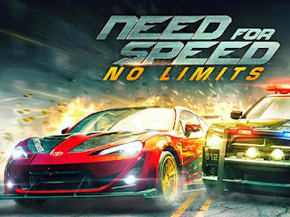 Screenshots of the Need for speed: No limits.