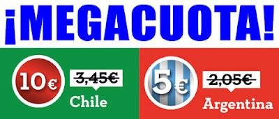 marca apuestas megacuota Chile vs Argentina Final Copa America 4 julio