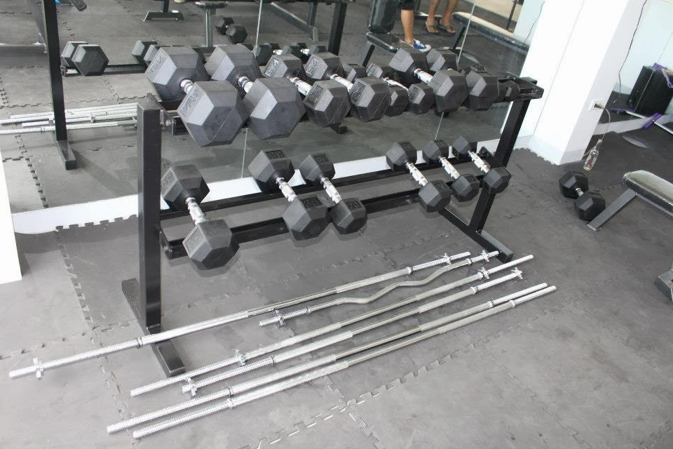 Kenntoff Fitness Gym - Dumbbells