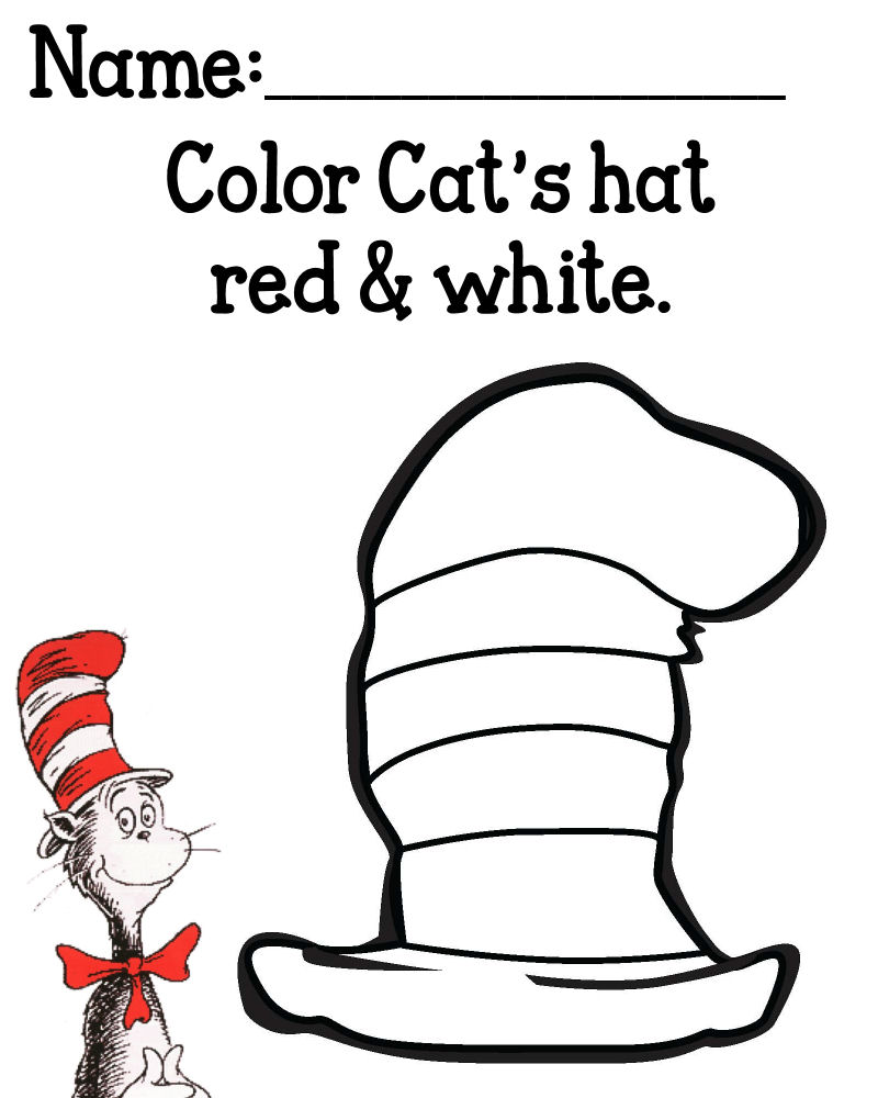 Coloring Hat Coloring Coloring Coloring Pages