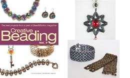 Smadars treasure publications creative beading vol 7 fandeluxe Images