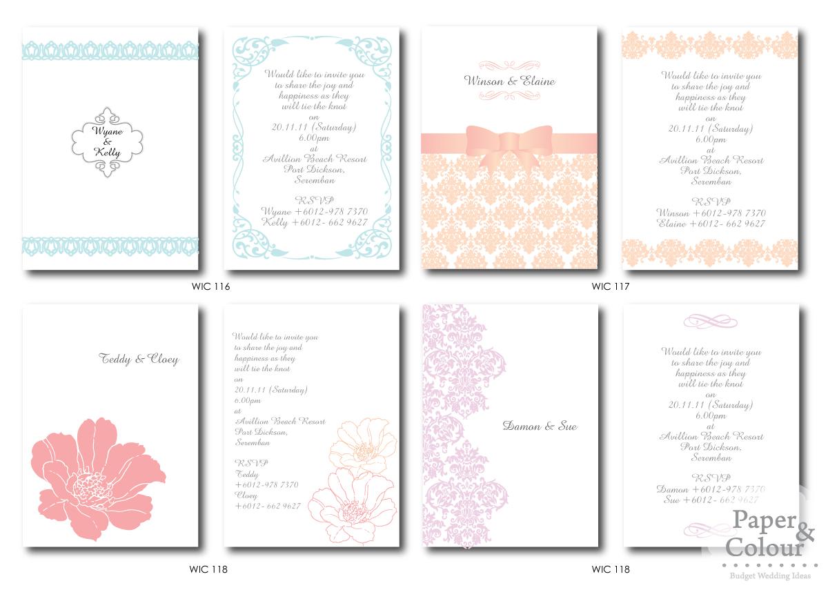 Wedding invitation card size in cm 28 images diy wedding wedding invitation stopboris Gallery