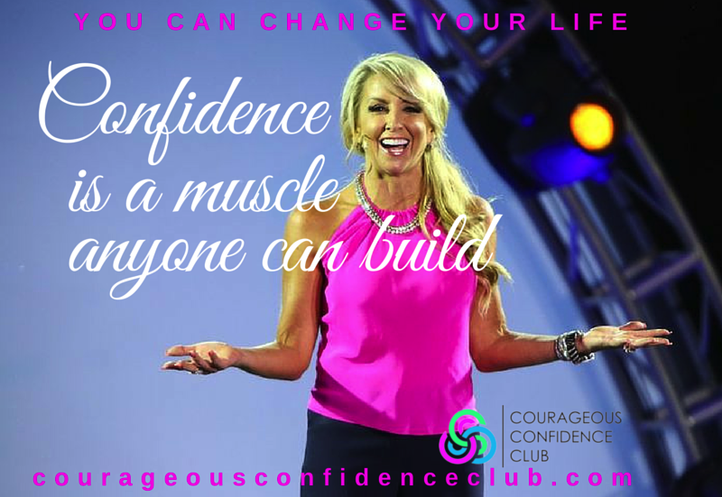chalene johnson, courageous confidence club, confidence