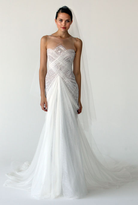 gos bridal trends 2012 vintage inspired wedding dresses