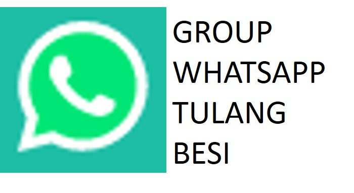 GROUP WHATSAPP TULANG BESI