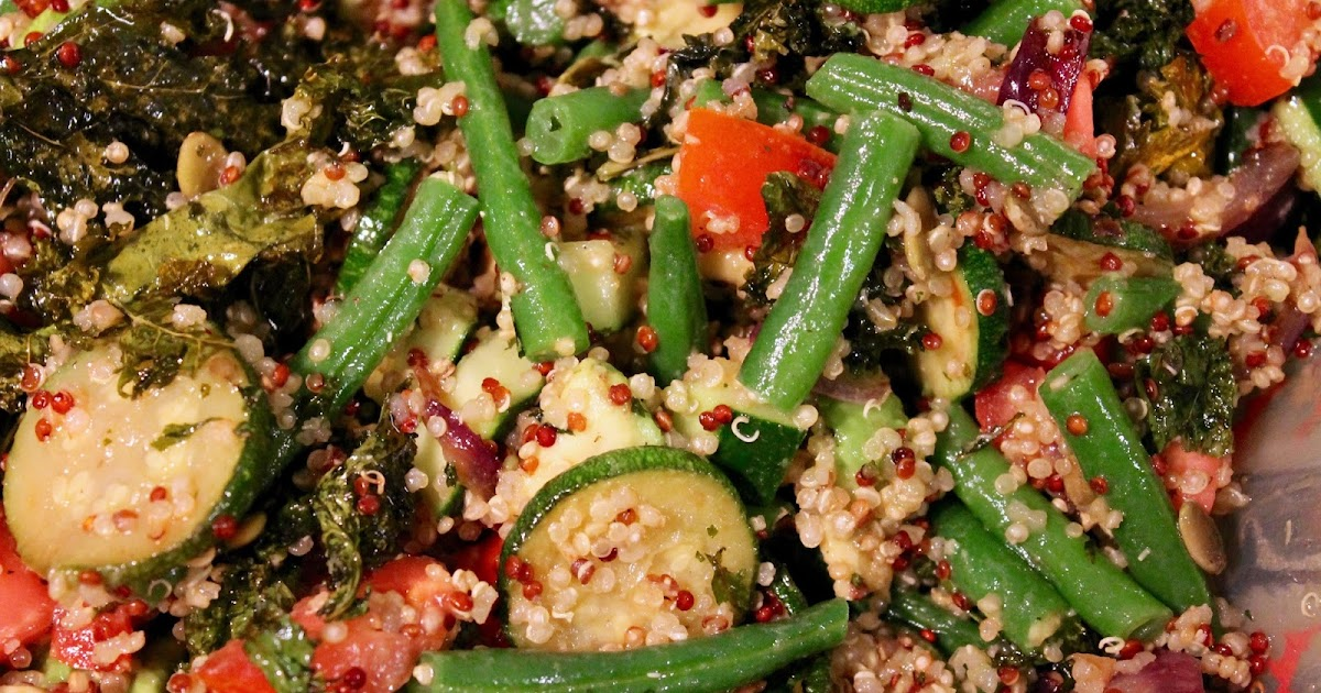 Cook In / Dine Out: Loaded Quinoa Bowl