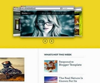 25 Best Free Blogger Templates 2014