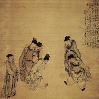 'Partit de Cuju (Huang Shen)'
