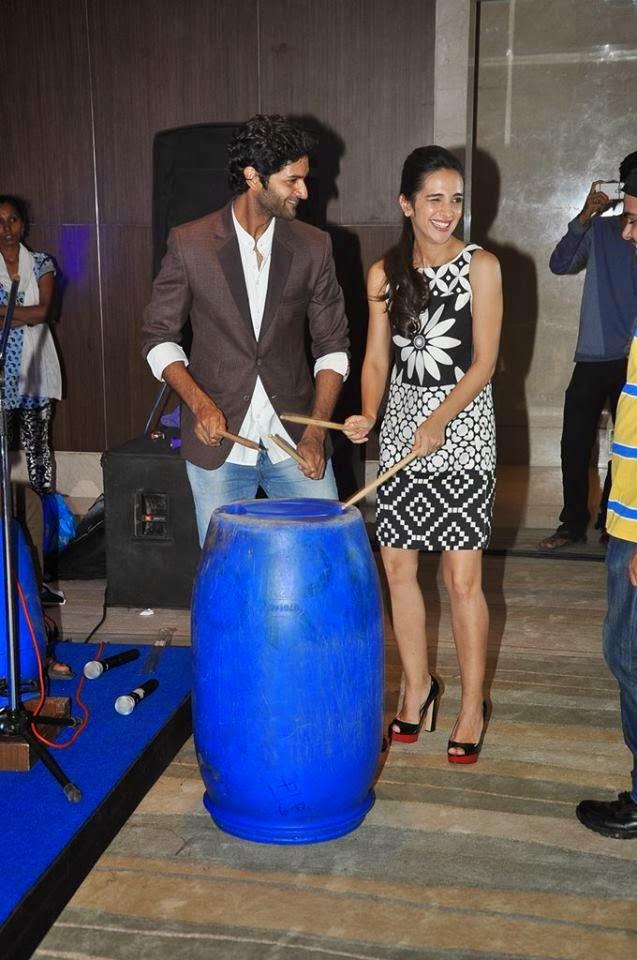 Purab Kohli & Tara Sharma at Footsteps Good's fund raiser event for NGO