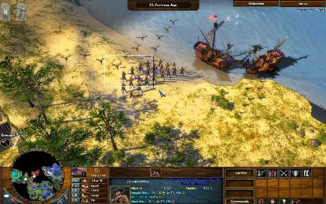 Age of Empires 3 The WarChiefs PC Games