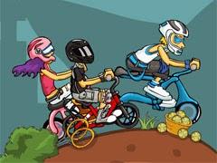 Bisiklet Dağ Yarışı 2
