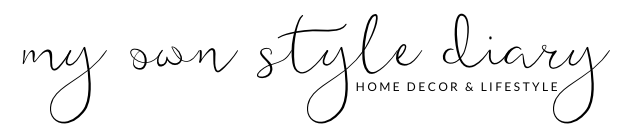 My Own Style Diary
