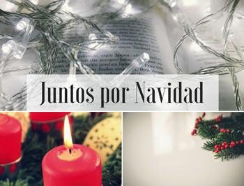 LC NAVIDEÑA Y VISIONADO CONJUNTO