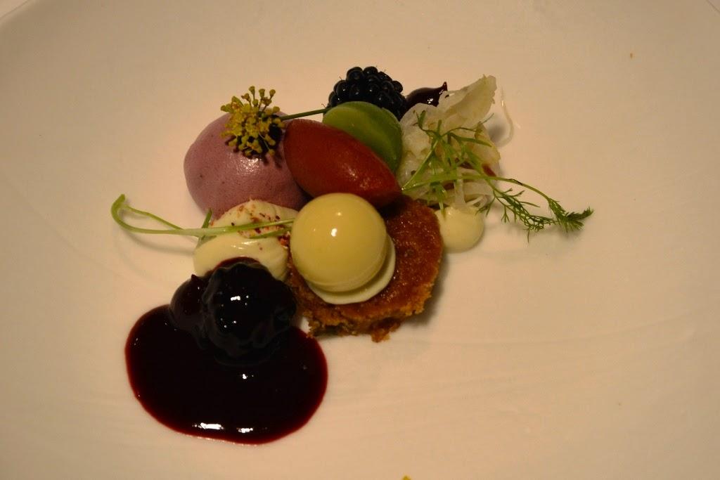 Restauraunt Sel Gris Knokke desert