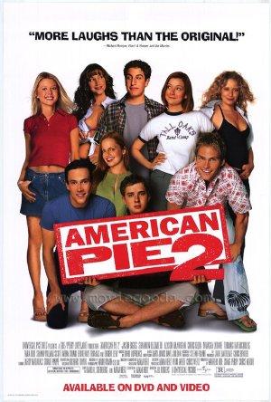 Bánh Mỹ 2 Vietsub - American Pie 2 (2001) Vietsub