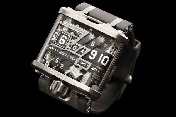 Belt-Driven Devon Tread Watch