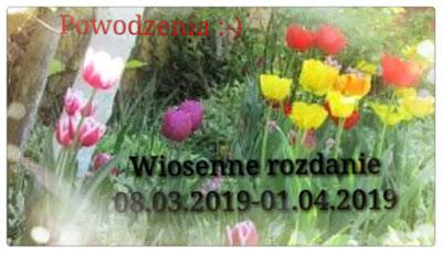 Wiosenne rozdanie