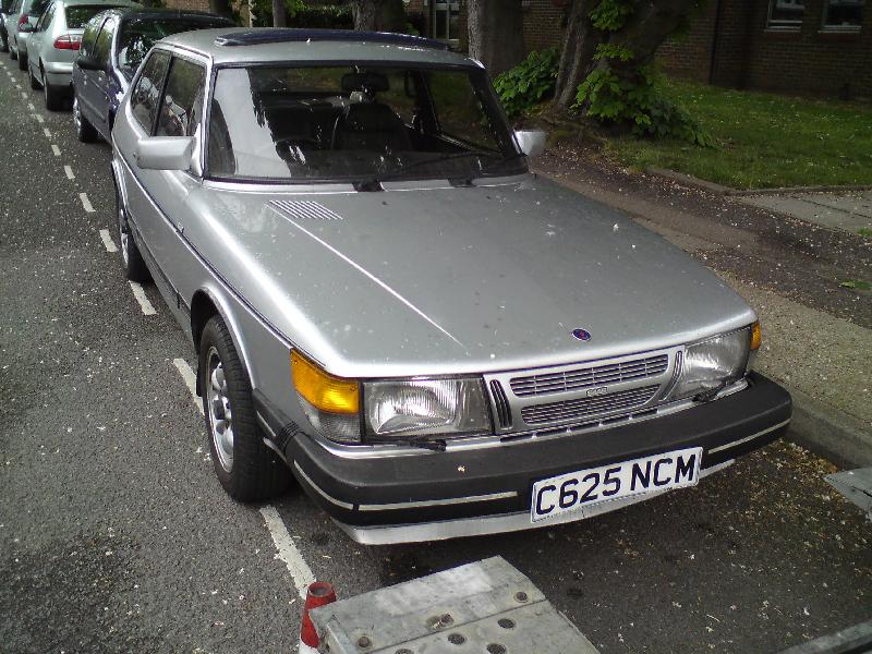 Saab Doctor  Saab 900 Tjugofem  1985  For Sale