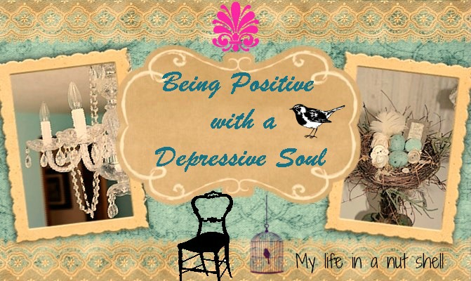 Being Positive with a Depressive Soul