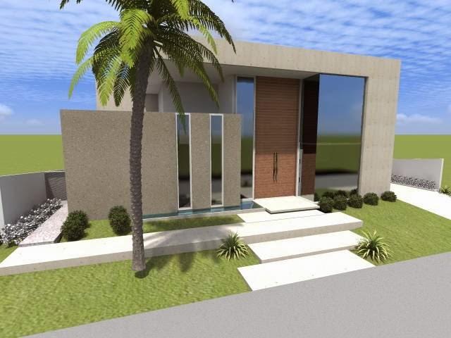 Riscatto arquitetura interiores casa minimalista for Casa minimalista blog