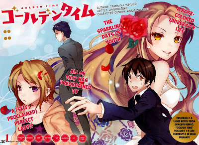 Golden Time Episode 1 Subtitle Indonesia