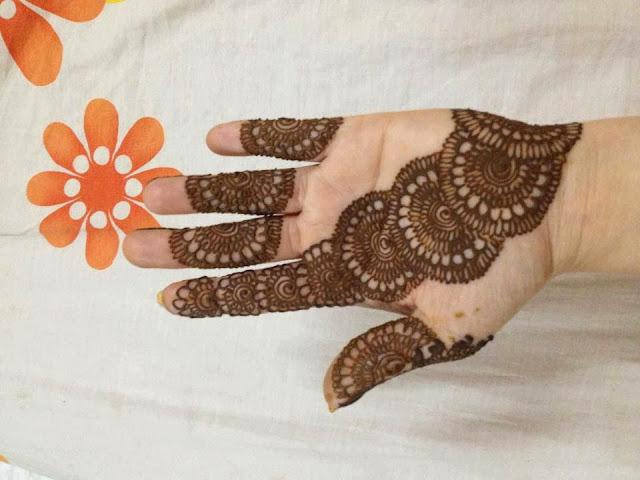 Stylish Mehndi Designs Wallpapers Free Download