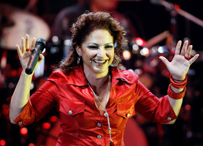 Gloria Estefan Concert Wallpaper