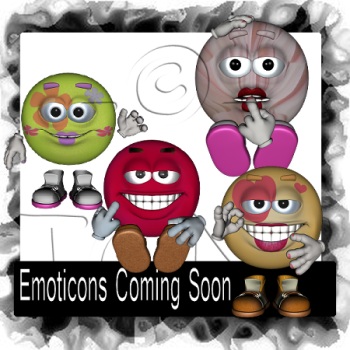 CU EMOTICONS